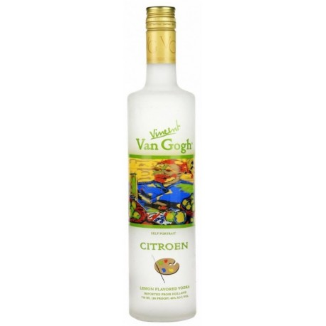 Van Gogh Citroen Vodka 0,75L