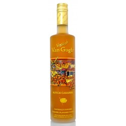 Van Gogh Dutch Caramel Vodka 0,75L