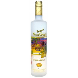 Van Gogh Pineapple Vodka 0,75L