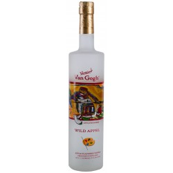 Van Gogh Wild Apple Vodka 0,75L
