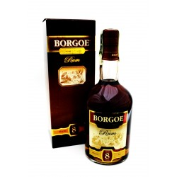 Borgoe Grand Reserve Rum 8 let 0,7L