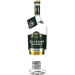 Zelyonaya Marka Tradicionnaya Vodka 1L