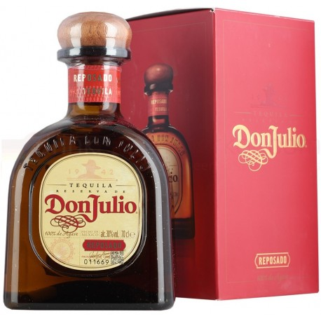 Don Julio Reposado Tequila 0,7L