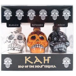 KAH Tequila Miniset 3x0,05L