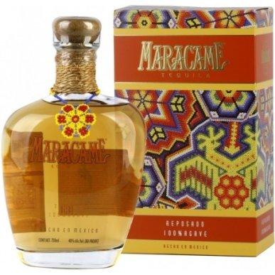 Maracame Reposado Tequila 0,7L