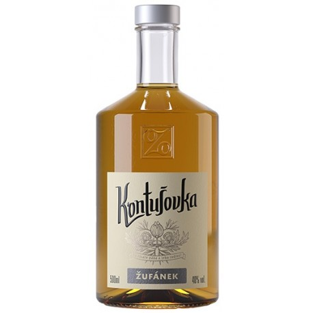 Žufánek Kontušovka 0,5L