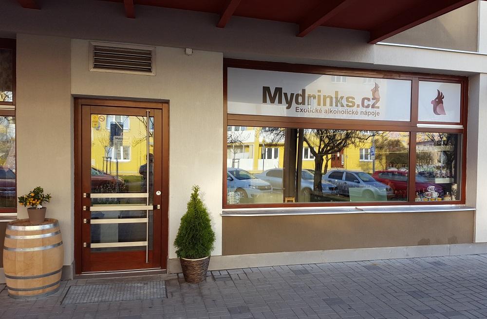 Mydrinks.cz prodejna