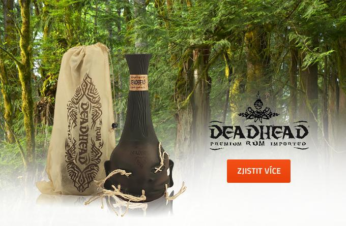 Deadhead Rum 0,7L