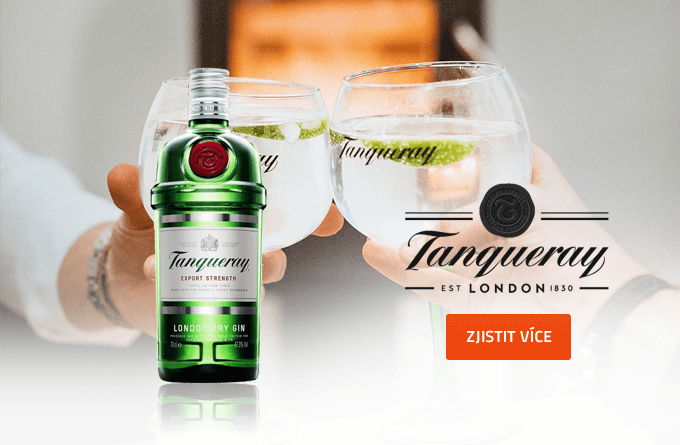 Tanqueray giny