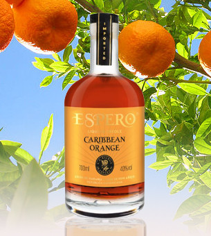 Espero Creole Orange Rum 0,7L
