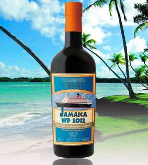 Transcontinental Rum Line Jamaica Rum 2012 0,7L