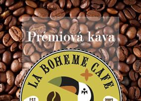 Prémiová káva