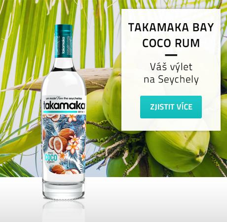 Takamaka Bay Coco Rum