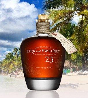 Kirk and Sweeney Rum 23yo 0,7L